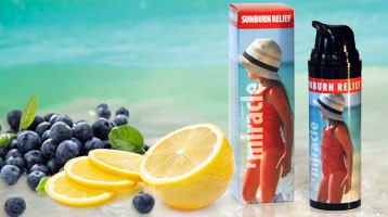 The Miracle for Sunburn Relief